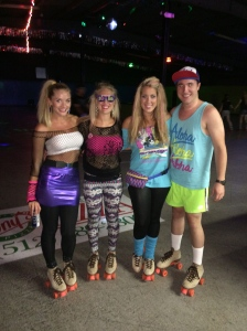 80s Skate Party
